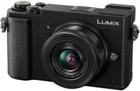 Системный фотоаппарат Panasonic Lumix GX9 Kit 12-32 Black (DC-GX9KEE-K)