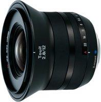 Объектив Carl Zeiss Touit 2.8/12 X для Fujifilm X