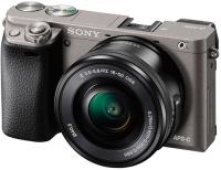 Купить Системный фотоаппарат Sony, Alpha 6000 16-50 Kit Graphite (ILCE-6000L/H)