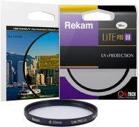 Светофильтр Rekam Lite Pro UV 55-2LC