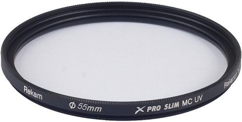 Светофильтр Rekam X Pro Slim MC UV 55-SMC16LC