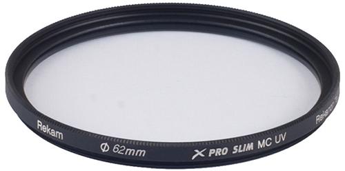 Светофильтр Rekam X Pro Slim MC UV 62-SMC16LC