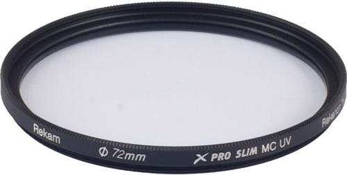 Светофильтр Rekam X Pro Slim MC UV 72-SMC16LC