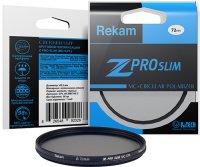 Светофильтр Rekam Z Pro Slim MC CPL 72-SMC16LC