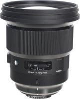 Объектив Sigma 105 mm f1.4 DG HSM Art Nikon