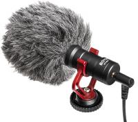 Микрофон Boya BY-MM1 boya anti shock mount for by mm1 microphone