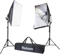 Комплект флуоресцентных осветителей Rekam CL-310-FL2-SB Kit
