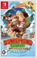Игра для Nintendo Switch Nintendo Donkey Kong Country: Tropical Freeze фото