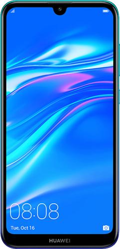 Купить Смартфон Huawei, Y7 2019 Blue