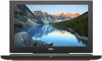 "Игровой ноутбук Dell G5-5587 (G515-7305) (Intel Core i5-8300H 2300Mhz/15.6""/1920х1080/8GB/1TB SSHD/DVD нет/NVIDIA GeForce GTX 1050/Wi-Fi/Bluetooth/Linux)"