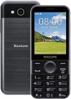 Мобильный телефон Philips Xenium E580 Black фото
