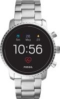 Купить Смарт-часы Fossil, Gen 4 Explorist HR Stainless Steel (FTW4011)