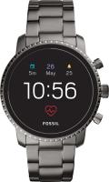Купить Смарт-часы Fossil, Gen 4 Explorist HR Smoke Stainless Steel (FTW4012)