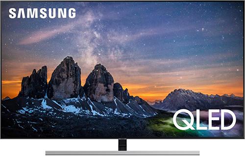 """Ultra HD (4K) QLED телевизор 55"""" Samsung QE55Q80RAU - LED-, OLED-телевизоры"""