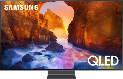 """Ultra HD (4K) QLED телевизор 65"""" Samsung QE65Q90RAU - LED-, OLED-телевизоры"""