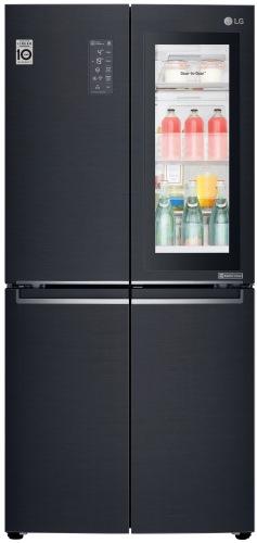 Холодильник LG InstaView GC-Q22FTBKL - Подборка холодильников на Эльдорадо