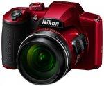 Компактный фотоаппарат Nikon Coolpix B600 Red
