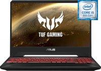 "Игровой ноутбук ASUS TUF Gaming FX505GE-BQ187T (Intel Core i5-8300H 2.3Ghz/15.6""/1920х1080/8GB/1TB HDD/NVIDIA GeForce GTX1050Ti/DVD нет/Wi-Fi/Bluetooth/Win 10)"