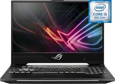 "ASUS ROG Strix SCAR II GL504GM-ES329T (Intel Core i5-8300H 2.3Ghz/15.6""/19201080/8GB/1TB HDD + 256GB SSD/NVIDIA GeForce GTX1060/DVD /Wi-Fi/Bluetooth/Win 10)"