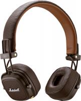 Беспроводные наушники с микрофоном Marshall Major III Bluetooth Brown