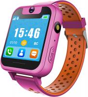 Купить Смарт-часы Digma, Kid K7m Pink/Orange
