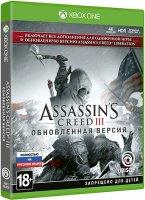 Игра для Xbox One Ubisoft Assassin's Creed III: Обновленная версия