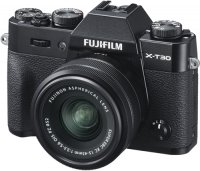 Системный фотоаппарат Fujifilm X-T30 Kit 15-45 Black