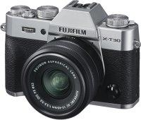 Системный фотоаппарат Fujifilm X-T30 Kit 15-45 Silver