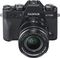 Системный фотоаппарат Fujifilm X-T30 Kit 18-55 Black