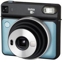 Фотоаппарат моментальной печати Fujifilm Instax SQ 6 Aqua Blue EX D