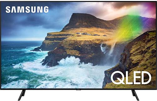 """Ultra HD (4K) QLED телевизор 49"""" Samsung QE49Q77RAU - LED-, OLED-телевизоры"""