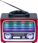 Портативный радиоприемник MAX MR-390 Red