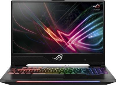 "ASUS ROG Strix Hero II GL504GM-BN337 (Intel Core i7-8750H 2.2Ghz/15.6""/19201080/8GB/1TB HDD + 256GB SSD/NVIDIA GeForce GTX1060/DVD /Wi-Fi/Bluetooth/ )"