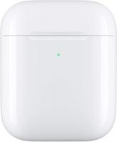 Футляр с беспроводной зарядкой Apple для AirPods White (MR8U2RU/A) фото