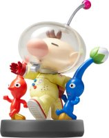 Интерактивная фигурка Nintendo Amiibo: Super Smash Bros. Collection: Pikmin&Olimar (PUA-NVL-C-AABG-EUR-C3)