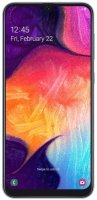 Смартфон Samsung Galaxy A50 (2019) 64GB White (SM-A505FN-DS)
