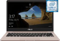"Ноутбук ASUS ZenBook 13 UX331UAL-EG028T (Intel Core i7-8550U 1.8Ghz/13.3""/1920х1080/16GB/512GB SSD/Intel UHD Graphics 620/DVD нет/Wi-Fi/Bluetooth/Win 10)"