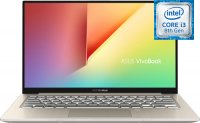 "Ноутбук ASUS ViVoBook S13 S330UN-EY024T (Intel Core i3-8130U 2.2Ghz/13.3""/1920х1080/4GB/128GB SSD/NVIDIA GeForce MX150/DVD нет/Wi-Fi/Bluetooth/Win 10)"