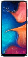 Смартфон Samsung Galaxy A20 (2019) 32GB Blue (SM-A205FN)