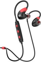 Беспроводные наушники с микрофоном Mee Audio X7 Red/Black