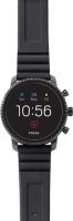 Купить Смарт-часы Fossil, Gen 4 Explorist HR Black Silicone (FTW4018)