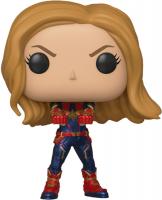 Фигурка Funko POP! Bobble: Marvel: Avengers Endgame: Captain Marvel (36675) фото