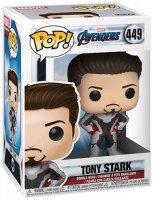 Фигурка Funko POP! Bobble: Marvel: Avengers Endgame: Tony Stark (36660)