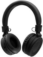 Беспроводные наушники с микрофоном Rombica MySound BH-11 Black (BT-H014)