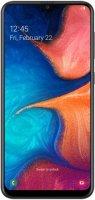 Смартфон Samsung Galaxy A20 (2019) 32GB Black (SM-A205FN)