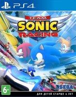 Игра для PS4 Sega Team Sonic Racing