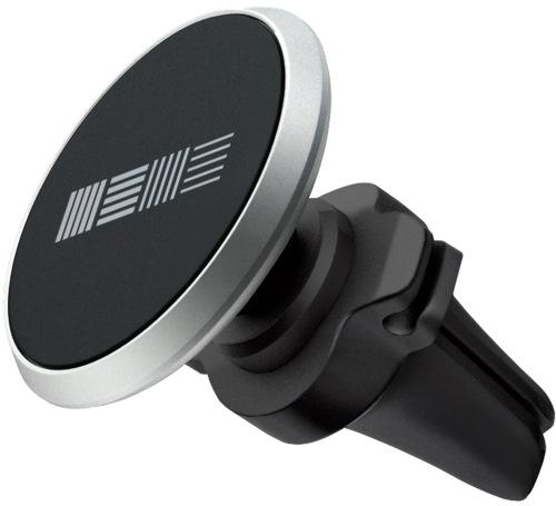 Универсальный автомобильный держатель InterStep Black/Gray (IS-HD-MGNT001BS-000B210)