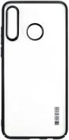 Чехол для сотового телефона InterStep Decor New для Huawei P30 Lite Black (HDW-HWP30LTK-NP1101O-K100)