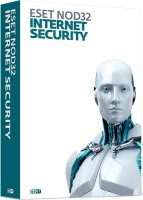 Антивирус ESET NOD32 Internet Security 1ПК/1Г