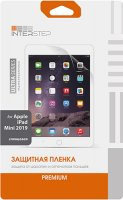 Защитная пленка InterStep Ultra для iPad Mini (2019) (IS-SF-IPAMIN59C-000B202)